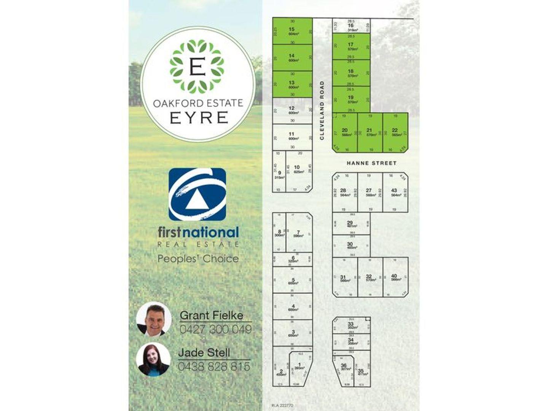 Lot 13 Cleveland Road, Eyre SA 5121, Image 1