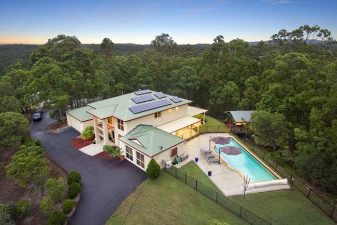 Picture of 4 Forest Road, CASHMERE QLD 4500