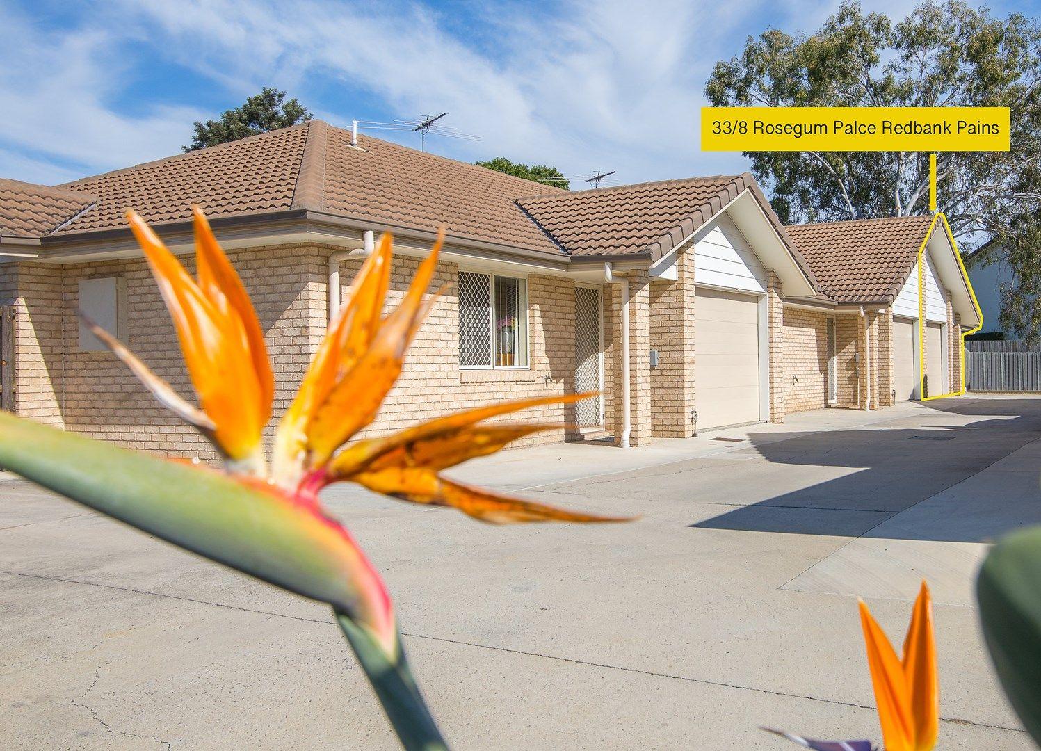 33/8 Rosegum Place, Redbank Plains QLD 4301, Image 0