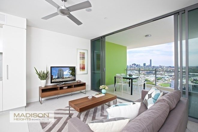 Picture of 26012/35 Campbell Street, BOWEN HILLS QLD 4006