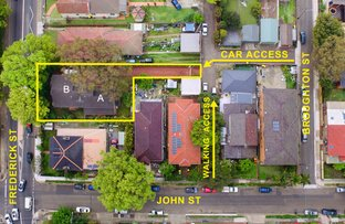 Picture of 115A & 115B Frederick Street, Ashfield NSW 2131
