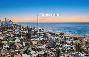 Picture of 1/17 Hilda Street, Mermaid Beach QLD 4218