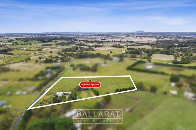 Picture of 67 Westgate Road, SMYTHES CREEK VIC 3351