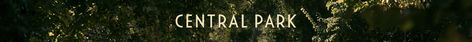 Marshall White Projects - Central Park's logo