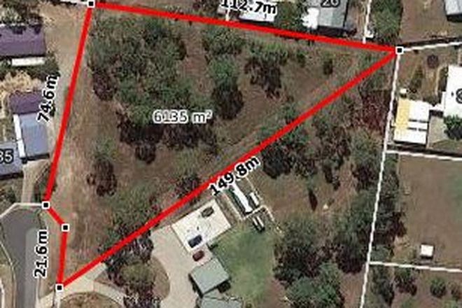 Picture of 46 Ronald Crescent, BENARABY QLD 4680