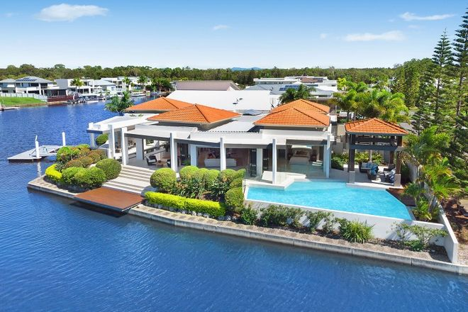Picture of 24 Westholme Circuit, PELICAN WATERS QLD 4551