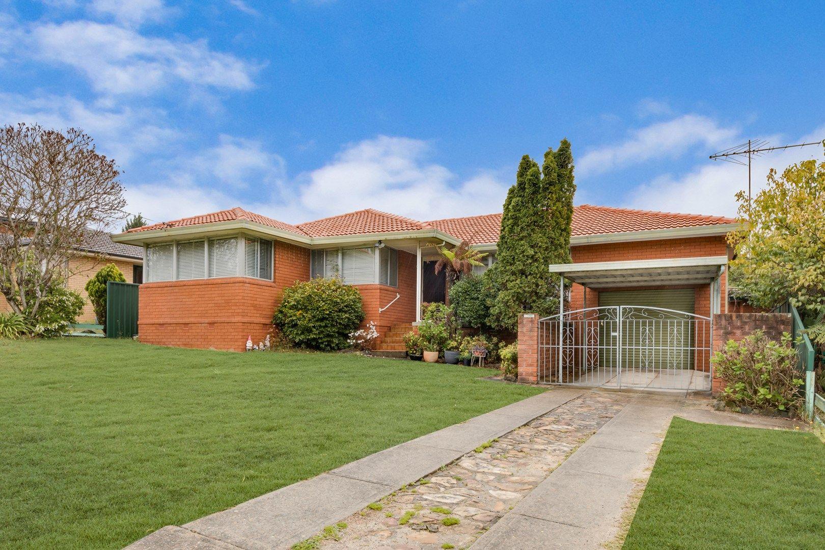 22 Lugarno Avenue, Leumeah NSW 2560, Image 0