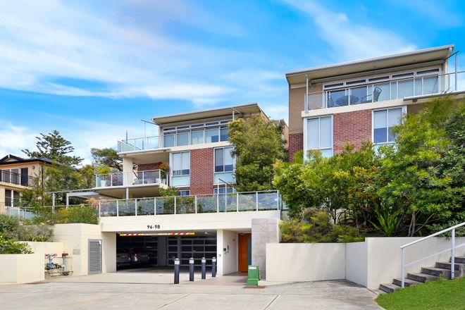 Picture of 12/96-98 St Pauls Street, RANDWICK NSW 2031