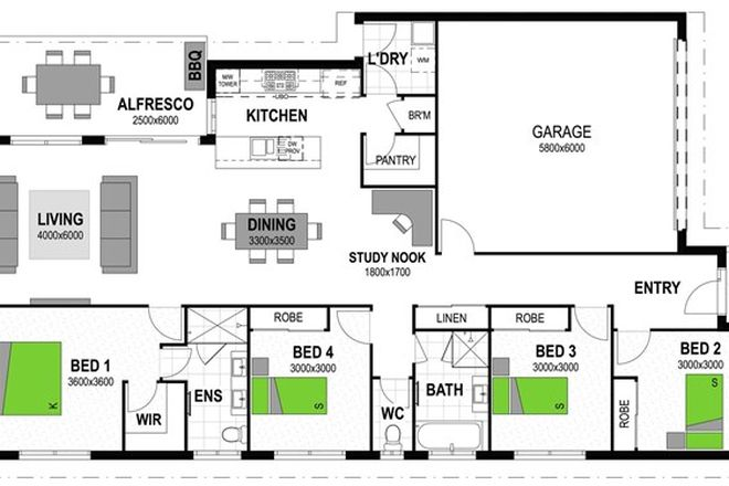 Picture of Lot 203 Barakula Drive (Forest Heights Estate), DARUKA NSW 2340