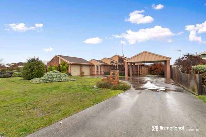 Picture of 9 Merindah Court, TRARALGON VIC 3844