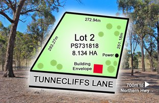 PS731818/Lot 2 Tunnecliffs Lane, Heathcote VIC 3523