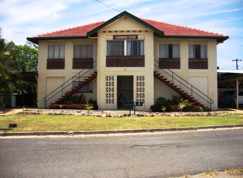 3/47 Denison Street, Rockhampton City QLD 4700, Image 0