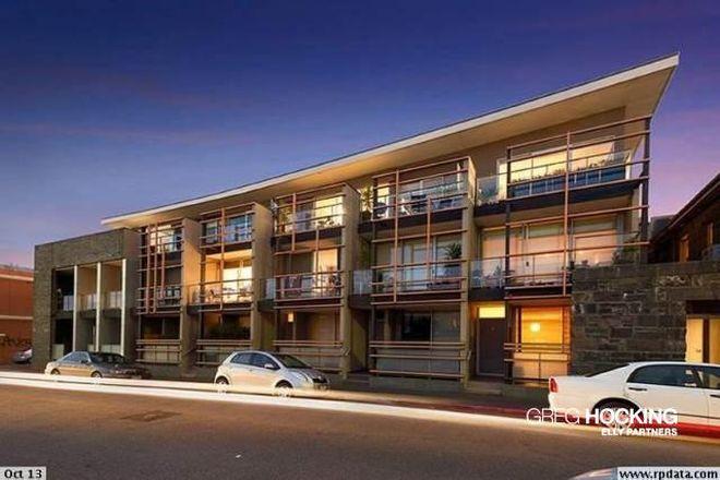 Picture of 204/58 Ballarat Street, YARRAVILLE VIC 3013