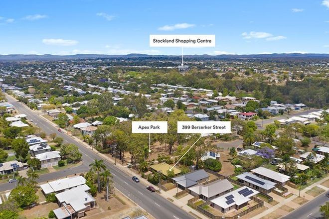 Picture of 399 Berserker Street, FRENCHVILLE QLD 4701