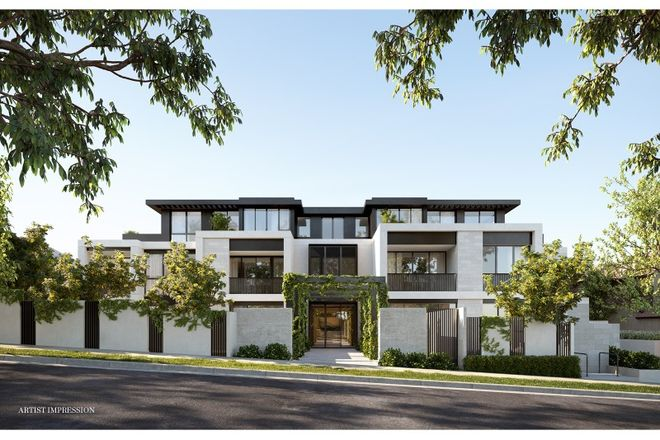 Picture of G01/1059-1061 Toorak Rd, CAMBERWELL VIC 3124