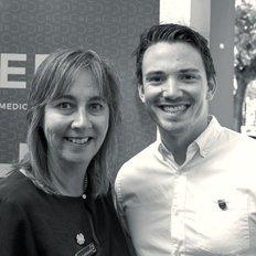 Marg Kneebone & Adam Farrelly, Sales representative