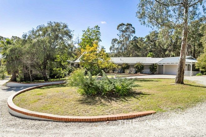 Picture of 8890 Stoneville Road, GIDGEGANNUP WA 6083