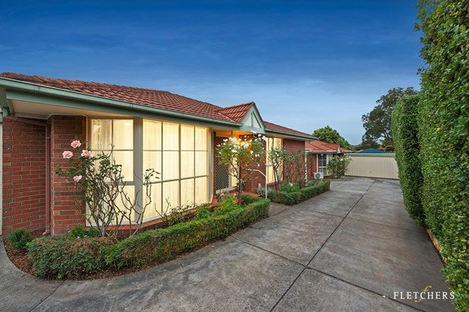 Picture of 2/12 Ovens Street, BOX HILL NORTH VIC 3129