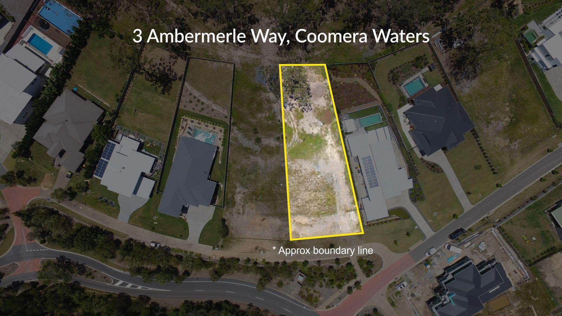 3 Ambermerle Way, Coomera Waters QLD 4209, Image 0