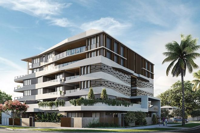 Picture of 502/17 Passage Street, CLEVELAND QLD 4163
