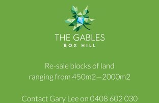 Picture of 121 Old Pitt Town Rd, Box Hill NSW 2765