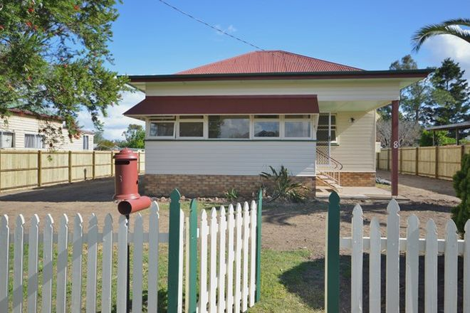 Picture of 8 Pratten Street, WARWICK QLD 4370