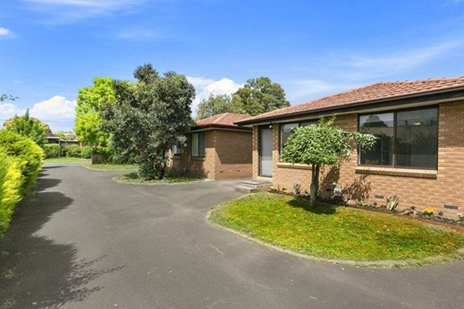 Picture of 2/6 McComb Street, LILYDALE VIC 3140