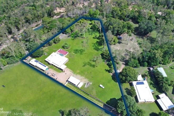 Picture of 8 Kleberg Court, ALICE RIVER QLD 4817