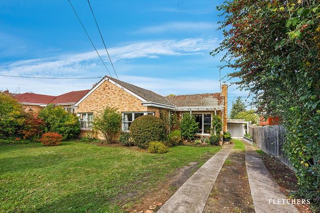 Picture of 4 Begonia Street, BOX HILL SOUTH VIC 3128
