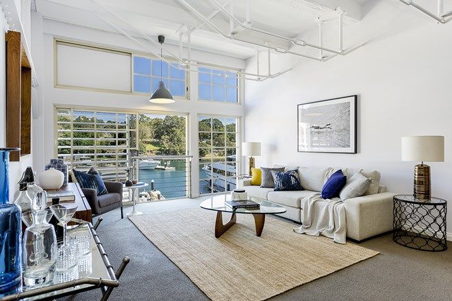 Picture of 314/6 Cowper Wharf Roadway, WOOLLOOMOOLOO NSW 2011