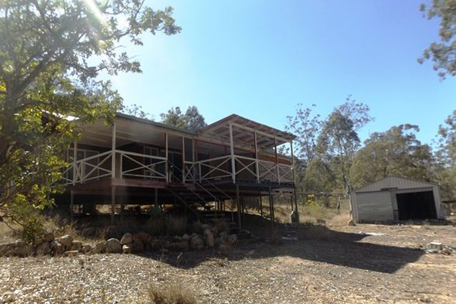 Picture of 177 Franklin road, WATTLE CAMP QLD 4615