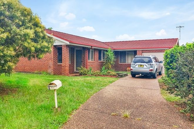 Picture of 6 Nymboida Court, BLUE HAVEN NSW 2262