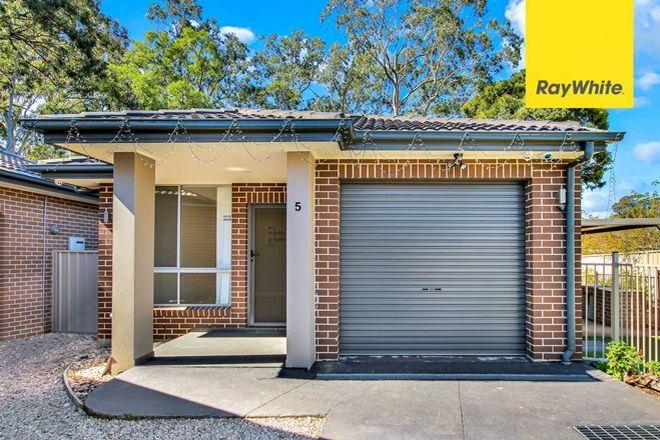 Picture of 5/4-6 Tara Road, BLACKTOWN NSW 2148