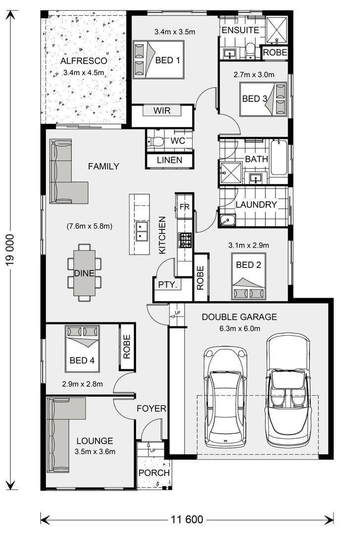 Lot 709 Bruslee St, Harris Crossing, Bohle Plains QLD 4817, Image 1
