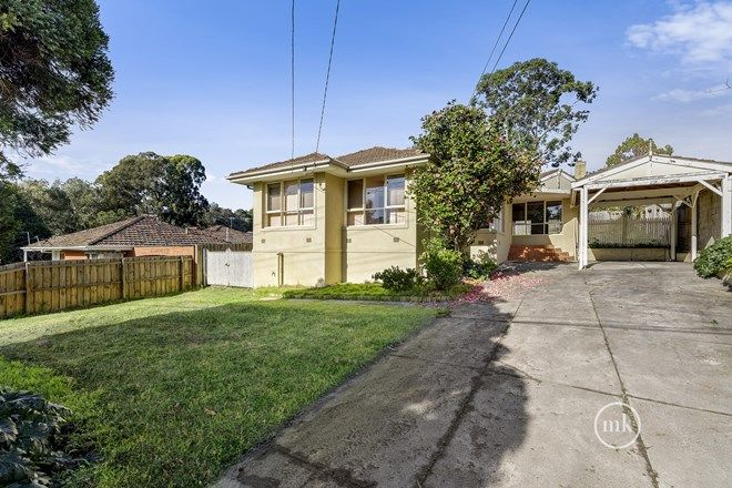 Picture of 40 Arthur Street, ELTHAM VIC 3095