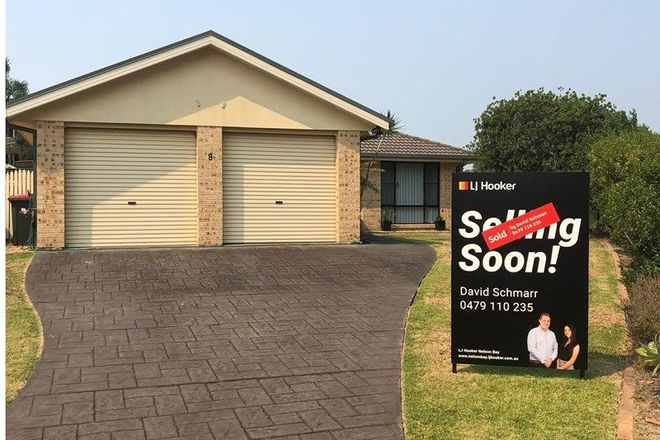 Picture of 9 Oyster Close, NELSON BAY NSW 2315