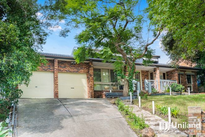 Picture of 9 Yaringa Road, CASTLE HILL NSW 2154