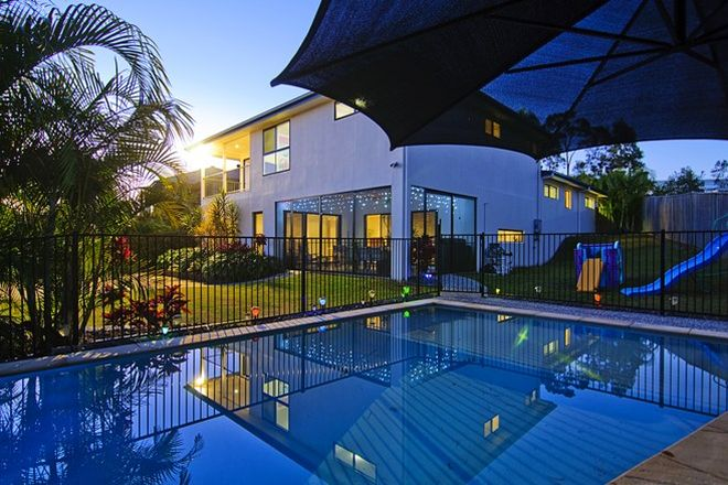 Picture of 4 Mistral Lane, COOMERA WATERS QLD 4209