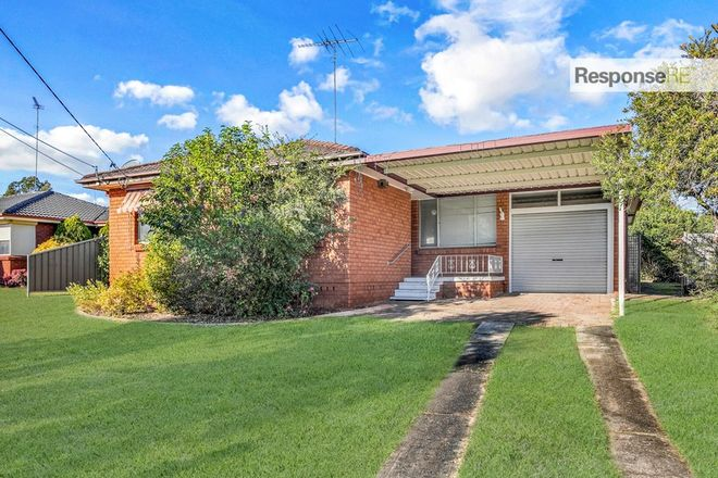 Picture of 20 Dunkley Place, WERRINGTON NSW 2747
