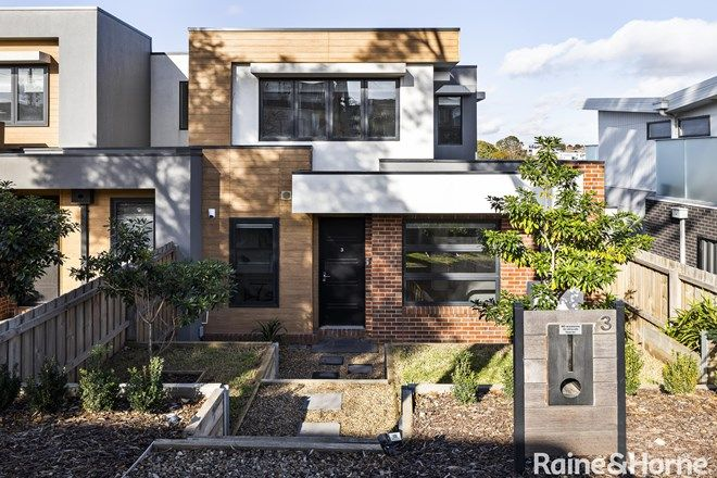 Picture of 3/20 Austin Crescent, PASCOE VALE VIC 3044