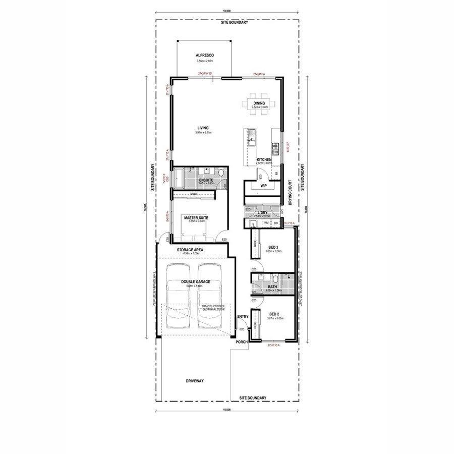 Proposed Lot 3 121 Wilmington Crescent, Balga WA 6061, Image 2