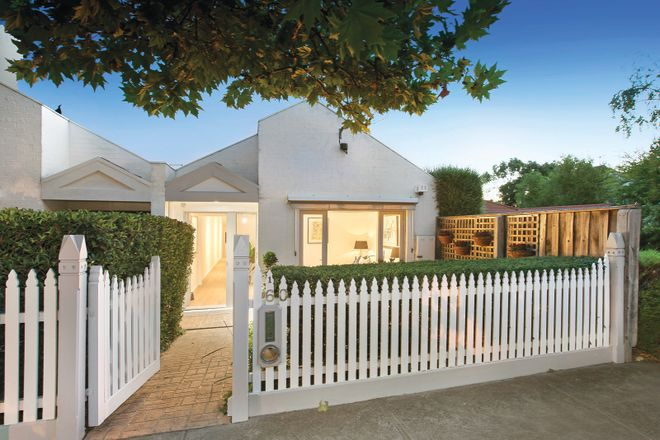 Picture of 1/60 Rathmines Road, HAWTHORN EAST VIC 3123