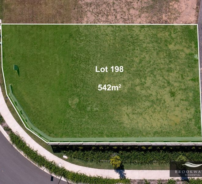 Picture of Lot 198/Dress Circle, Champions Crescent,, Brookwater