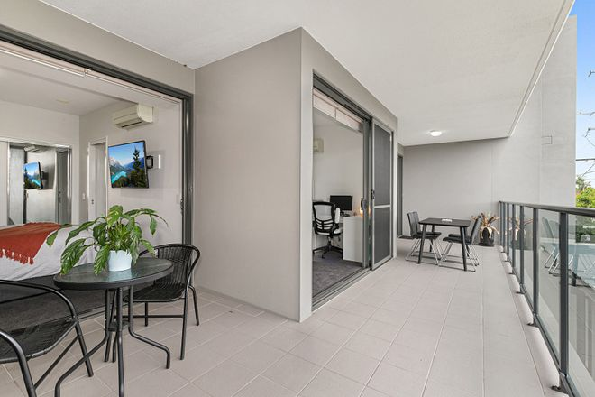 Picture of 202/9 Allardyce Street, GRACEVILLE QLD 4075