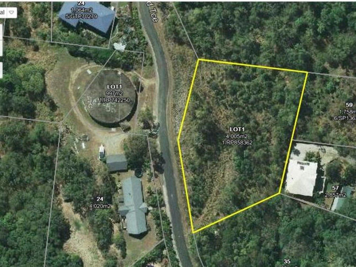 Lot 1 Parkwood Terrace, Cannonvale QLD 4802, Image 0