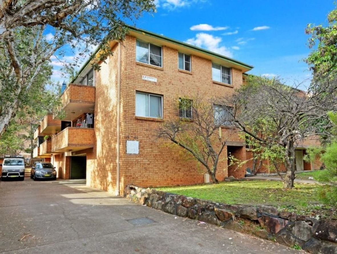 10/16-20 Burford  Street, Merrylands NSW 2160, Image 0