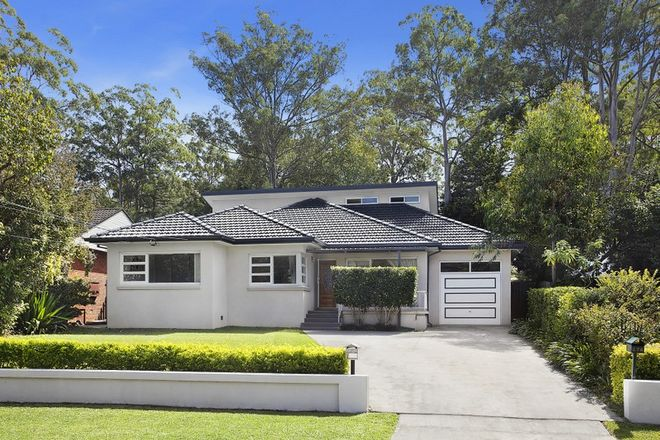 Picture of 27 Bambara Crescent, BEECROFT NSW 2119