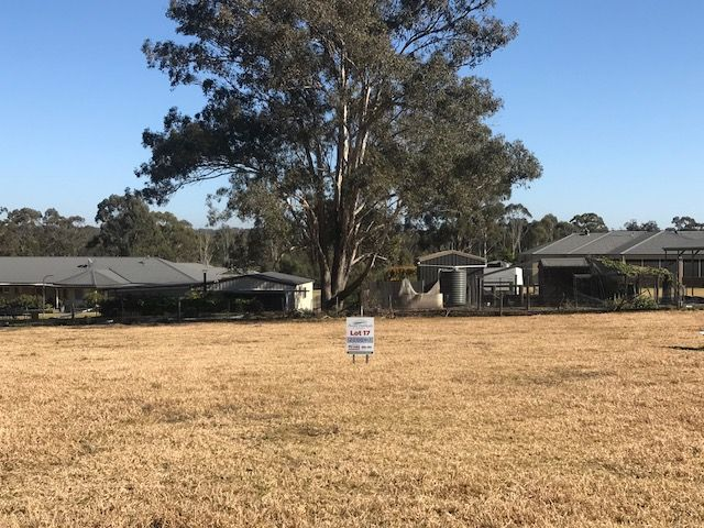 Lot 17 Hunter Parklands, Abermain NSW 2326, Image 1