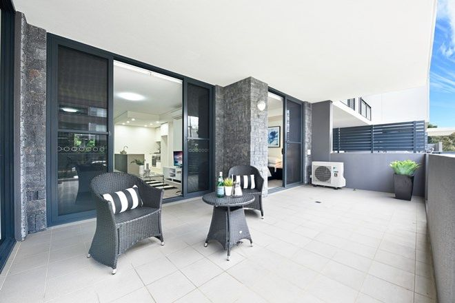 Picture of 109/14 Baywater Drive, WENTWORTH POINT NSW 2127