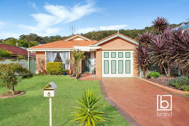 Picture of 8 Windsong Place, TUGGERAH NSW 2259